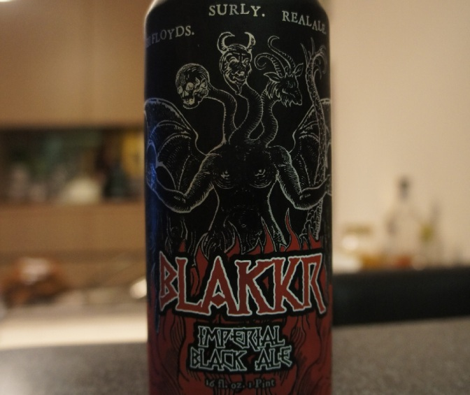 Surly x Three Floyds x Real Ale Blakkr