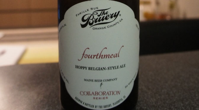 The Bruery x Maine Fourthmeal