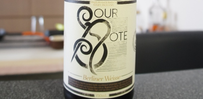 18th Street Sour Note Berliner Weisse