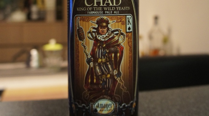 Amager x Crooked Stave Chad, King of the Wild Yeasts