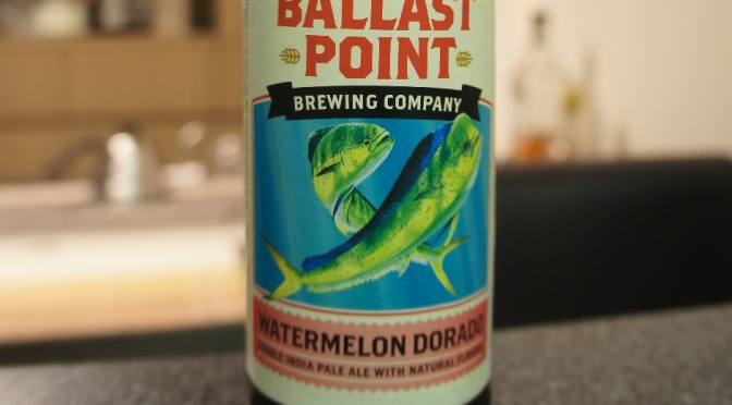 Ballast Point Watermelon Dorado
