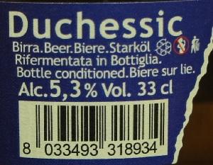 birra del borgo duchessic 3