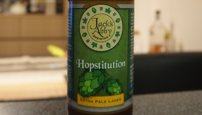 Jack's Abby Hopstitution XPL #3 Calyptra