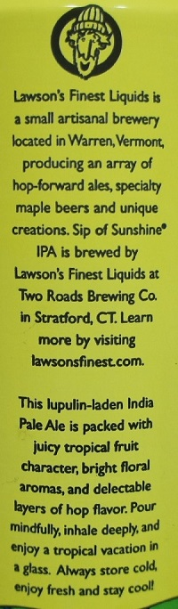 lawson's finest sip of sunshine 4