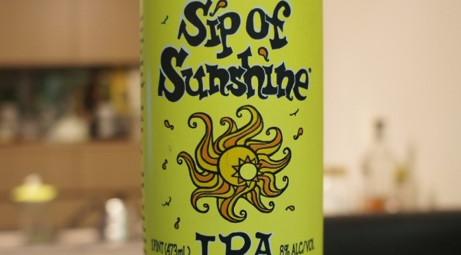 Lawson's Finest Sip of Sunshine