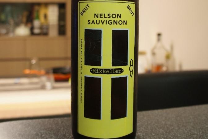 Mikkeller Nelson Sauvignon Chardonnay BA