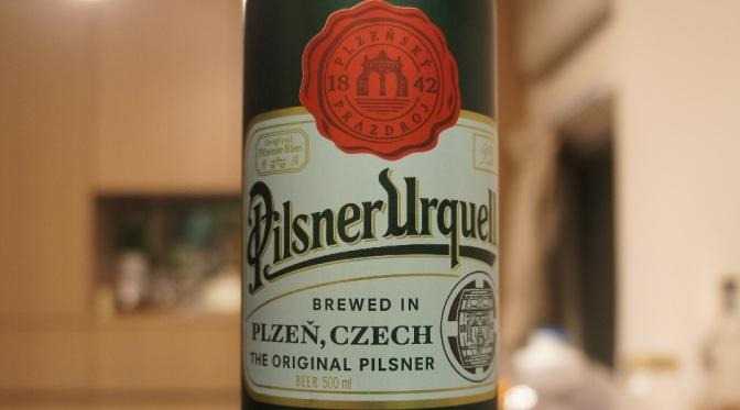 Plzeňský Prazdroj Pilsner Urquell