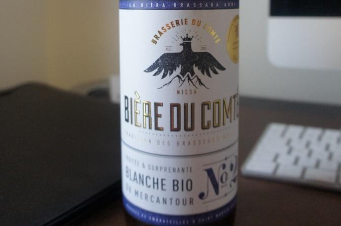 Bière du Comté La Blanche Bio du Mercantour