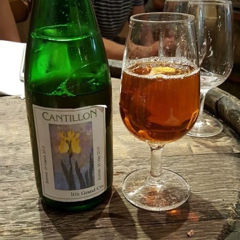 cantillon iris grand cru 1