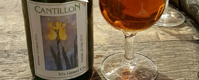 Cantillon Iris Grand Cru
