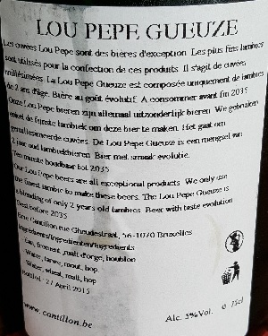 cantillon lou pepe gueuze 2