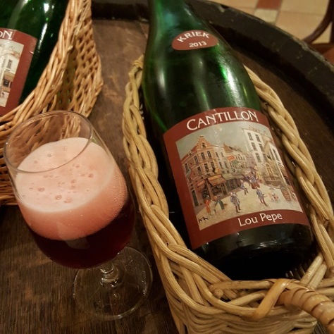 cantillon lou pepe kriek 2