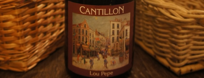 Cantillon Lou Pepe Kriek