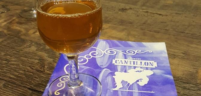 Cantillon Oude Lambic
