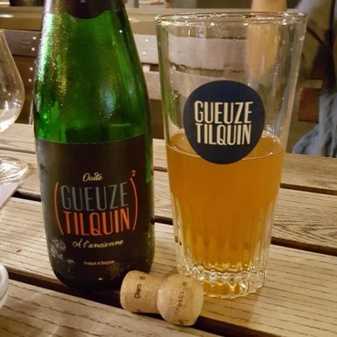 tilquin oude (gueuze tilquin)2 à l'ancienne 1