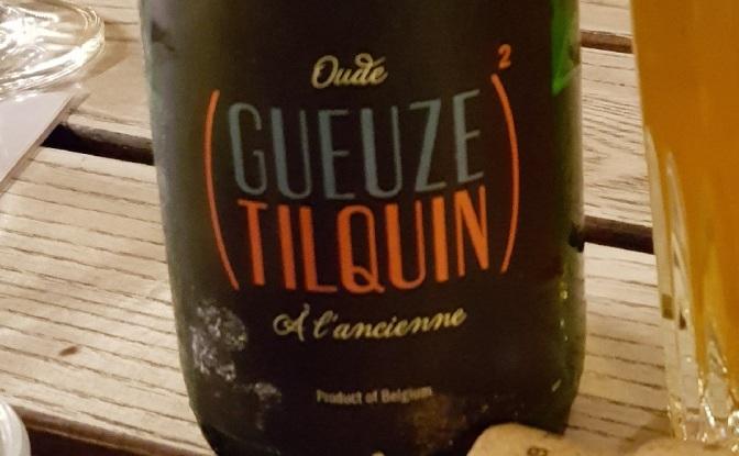Tilquin Oude (Gueuze Tilquin)² À l'ancienne