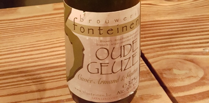 3 Fonteinen Oude Geuze Cuvée Armand & Gaston