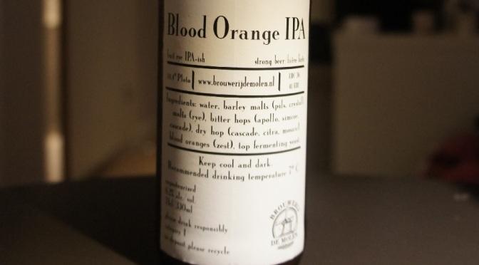 De Molen Blood Orange IPA
