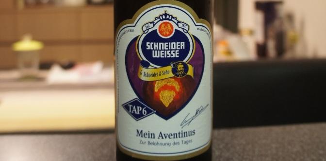Schneider Weisse Tap 6 Mein Aventinus