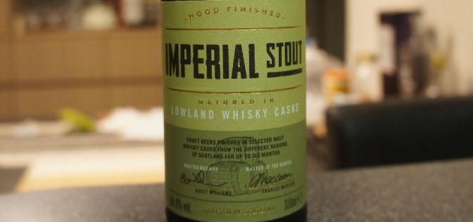 Clan Brewing Imperial Stout