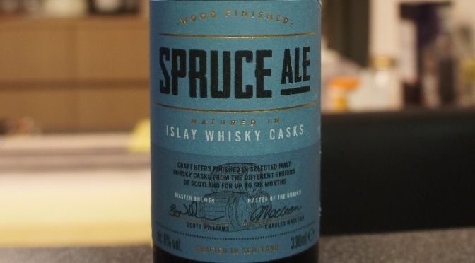 Clan Brewing Spruce Ale