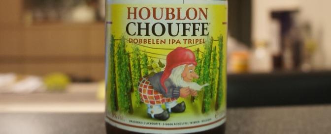 d'Achouffe Houblon Dobbelen IPA Tripel