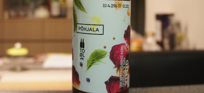 Põhjala x To Øl Ginie (In a Bottle)
