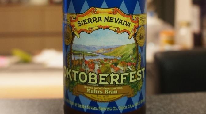 Sierra Nevada x Mahrs Bräu Oktoberfest 2016