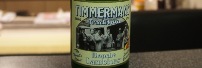 Timmermans Tradition Blanche Lambicus