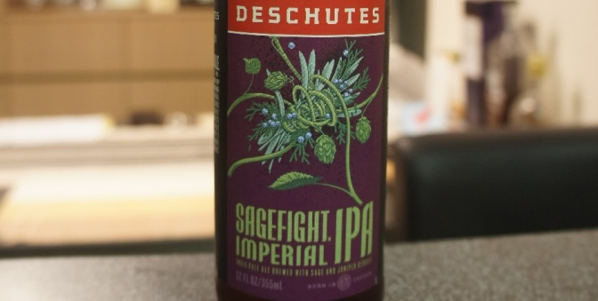 Deschutes Sagefight Imperial IPA