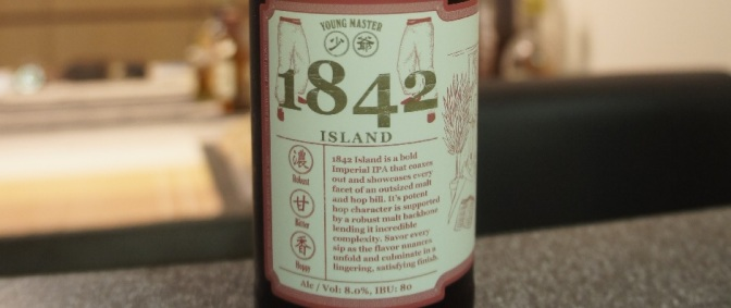 Young Master 1842 Island Imperial IPA