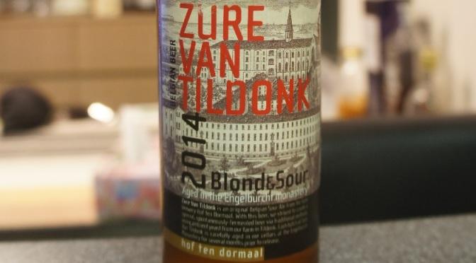 Hof Ten Dormaal Zure Van Tildonk 2014