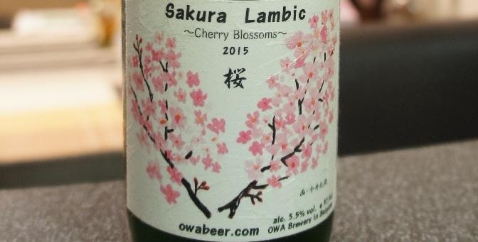 OWA Sakura Lambic