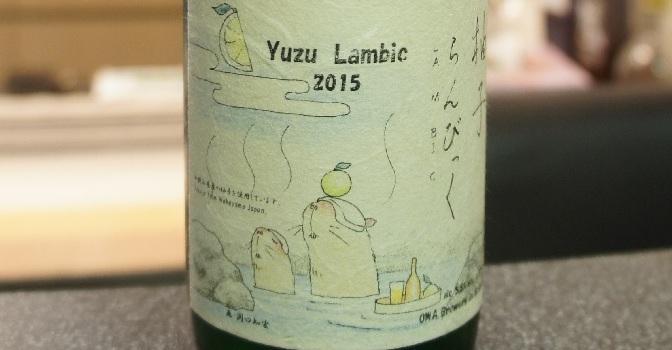 OWA Yuzu Lambic