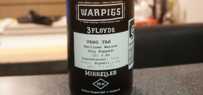 Warpigs Varg Taß