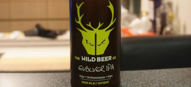 Wild Beer Evolver IPA