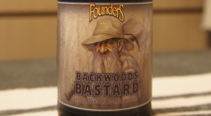 Founders Backwoods Bastard