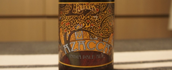 Founders Azacca India Pale Ale