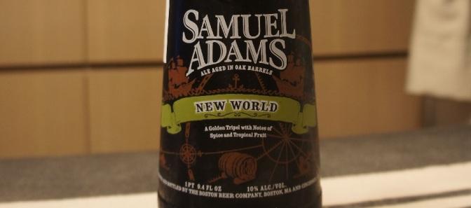Samuel Adams (Barrel Room Collection) New World Tripel