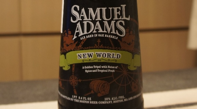 Samuel Adams (Barrel Room Collection) New World Tripel
