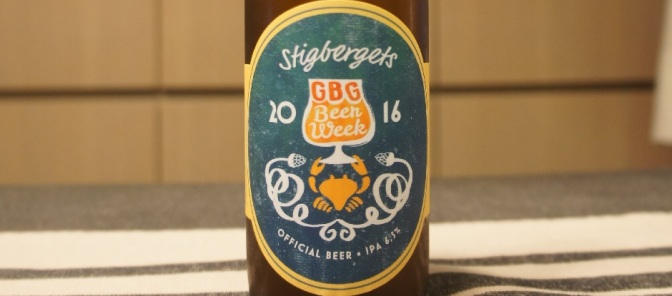 Stigbergets GBG Beer Week 2016