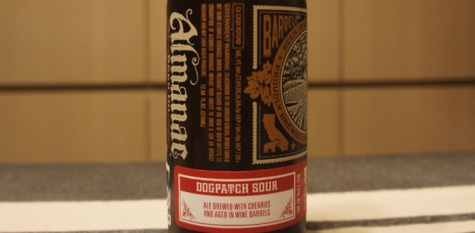 Almanac Dogpatch Sour