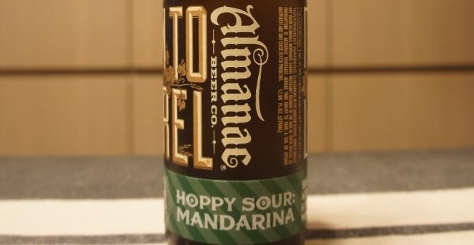 Almanac Hoppy Sour: Mandarina