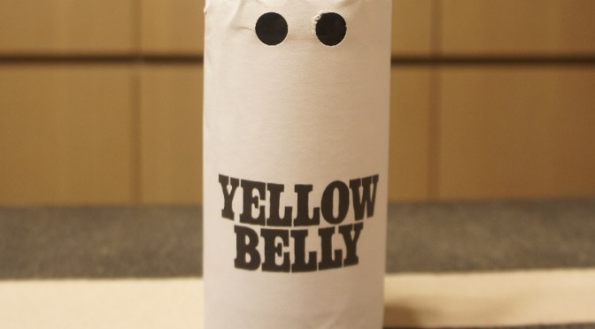 Omnipollo x Buxton Yellow Belly