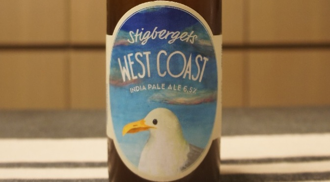 Stigbergets West Coast IPA