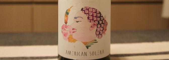 American Solera Foeder Gold