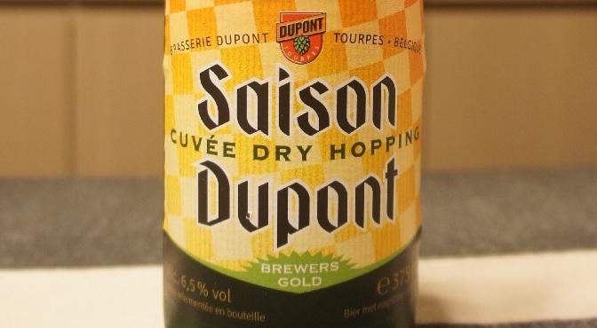 Dupont Saison Dupont Cuvée Dry Hopping 2016