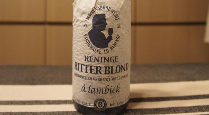 Reninge Bitter Blond à Lambiek