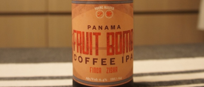 Young Master Panama Fruit Bomb Coffee IPA