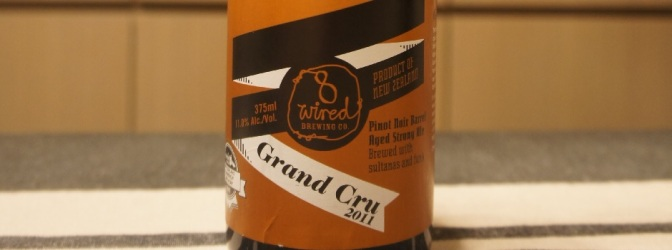 8 Wired Grand Cru 2011